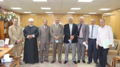 Photo of تعين نائبين لرئيس جامعة الازهر