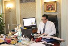"Photo of ""الالكترونية الأهلية"" عضوا باتحاد الجامعات الافريقية"