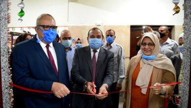 Photo of افتتاح أعمال تطوير مبنى كلية الطب والمشرحة ووحدة الطفيليات ببنى سويف بتكلفة 6 مليون جنيه