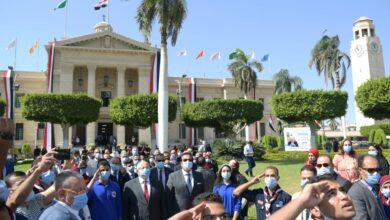 Photo of عبد الغفار يشهد انطلاق العام الدراسي بجامعة القاهرة