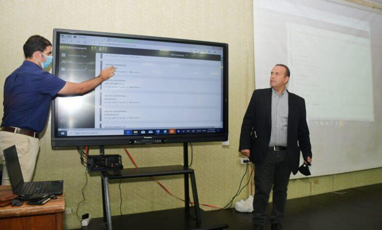 Photo of جامعة القاهرة تواصل إطلاق سلسلة فيديوهات تعليمية للطلاب لتعريفهم بطرق الإستفادة من منصتها الذكية