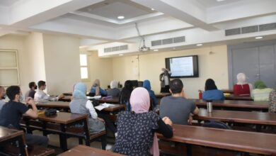 Photo of انتظام الدراسة بكليات جامعة القاهرة من اليوم الأول وتدريب الطلاب على استخدام المنصة التعليمية