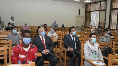 Photo of جامعة القاهرة تواصل نشر فيديوهات توضيحية لتعامل الطلاب مع المنصة الذكية