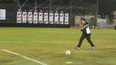 Photo of وزير التعليم العالي يشهد انطلاق دوري الوزارات ويشارك في مباراة استعراضية