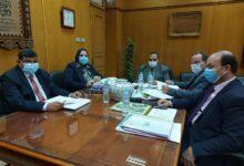 Photo of لجنة قيادات جامعة بنها تستقبل المتقدمين للوظائف الإشرافية