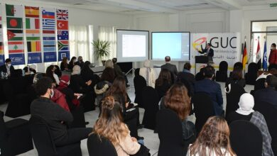 Photo of إنطلاق مؤتمر الدول المطلة على البحر الأبيض المتوسط بالجامعة الألمانية بالقاهرة