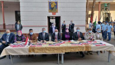 Photo of حجازي يشهد حفل تنصيب المكتب التنفيذى لاتحاد طلاب مدرسة السعيدية الثانوية بالجيزة