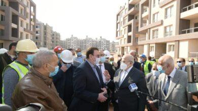 Photo of رئيس جامعة القاهرة: في 3 سنوات إنجاز مدينة كاملة 425 عمارة .. خمسة آلاف شقة