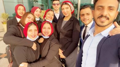 Photo of مصر للطيران تستقبل طلاب اعلام ٦اكتوبر
