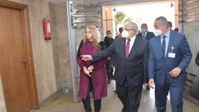 Photo of د. الخشت يتفقد أعمال أكبر مشروعات تطوير طبية في تاريخ جامعة القاهرة