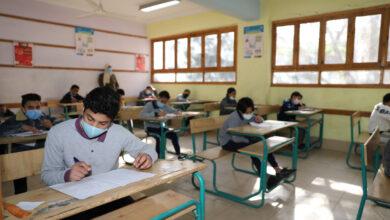 Photo of 97 % نسبة حضور طلاب الصف الأول الإعدادي في امتحان الفصل الدراسي الأول
