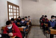 Photo of 97.6 % نسبة حضور طلاب الصف الثاني الإعدادي في امتحان الفصل الدراسي الأول