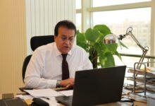 Photo of وزير التعليم العالي: رفع درجة الاستعداد بالمستشفيات الجامعية خلال إجازة عيد الفطر المبارك