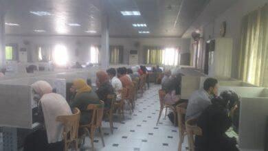 Photo of جامعة بني سويف تبدأ تطبيق منظومة الاختبارات الإلكترونية الجديدة بكلية الطب