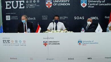 Photo of الجامعات الأوروبية بالعاصمة الإدارية (EUE) تستقبل طلاب جامعتي لندن و يوكلان في تخصصات فريدة و حديثة