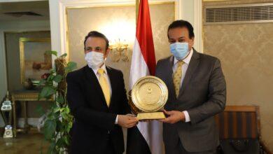 Photo of وزير التعليم العالي يبحث آليات التعاون العلمى والتعليمى مع المملكة العربية السعودية
