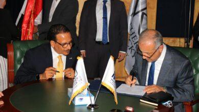 Photo of اتفاقية تعاون بين جامعتى النهضة ونورث كنتاكى الأمريكية في مختلف المجالات