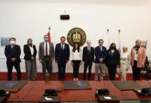 Photo of مصر واليابان توقعان اتفاقية زيادة منحة تدشين مبنى العيادات الخارجية الجديد بمستشفى أبو الريش الياباني إلى 19 مليون دولار