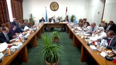 Photo of وزير التعليم العالي يرأس اجتماع المجلس الأعلى للتعليم التكنولوجي