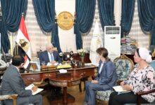 Photo of وزير التربية والتعليم يستقبل المُنسقة المقيمة للأمم المتحدة في مصر لبحث مجالات التعاون المشتركة