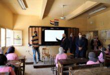 Photo of وزير التربية والتعليم فى جولة تفقدية لمتابعة انتظام العام الدراسى الجديد بالقاهرة