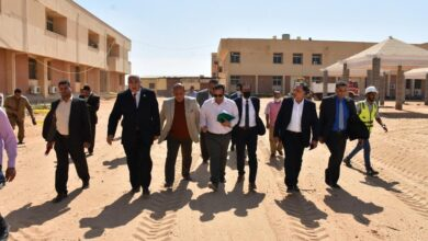 Photo of التعليم العالي : جامعة مدينة السادات تنفذ مشروعات بتكلفة 2 مليار و821 مليون جنيه