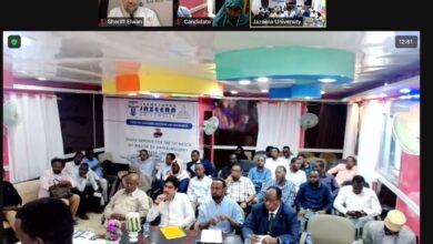 Photo of جامعة عين شمس تدشن أول درجة دراسات عليا للطب بدولة الصومال